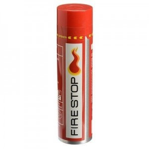 FireStop spray sproeischuimblusser